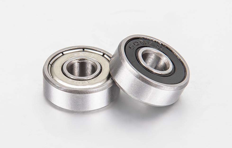 As principais características dos rolamentos magnéticos híbridos